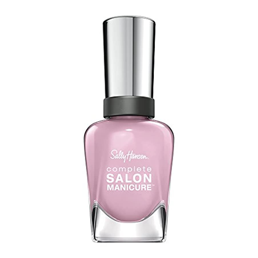 またねクレア帳面SALLY HANSEN COMPLETE SALON MANICURE NAIL COLOR #350 PINK A CARD