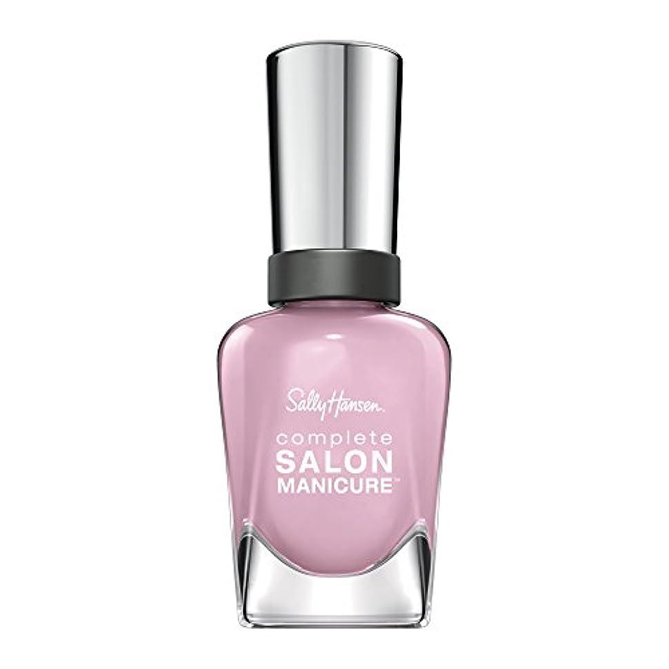 一握り水星定義SALLY HANSEN COMPLETE SALON MANICURE NAIL COLOR #350 PINK A CARD