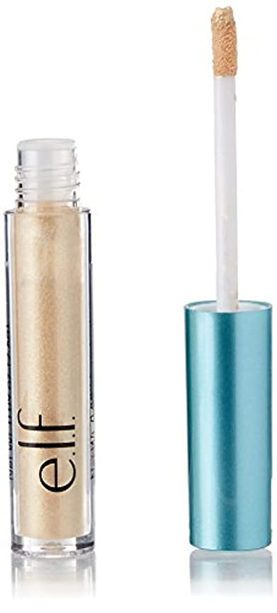 用量チャレンジ厄介なe.l.f. Aqua Beauty Molten Liquid Eyeshadow - Liquid Gold (並行輸入品)