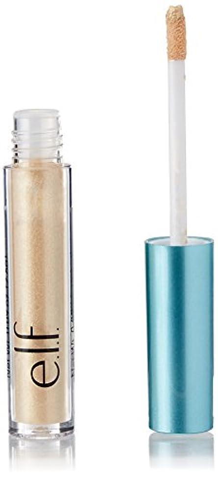 ゴム農民拒絶e.l.f. Aqua Beauty Molten Liquid Eyeshadow - Liquid Gold (並行輸入品)