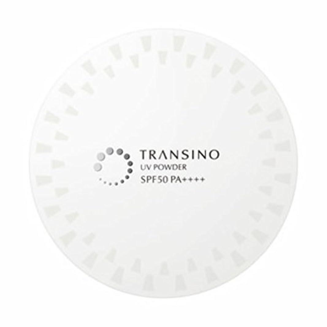 紫の許容不規則性トランシーノ 薬用UVパウダー 12g SPF50?PA++++ [並行輸入品]