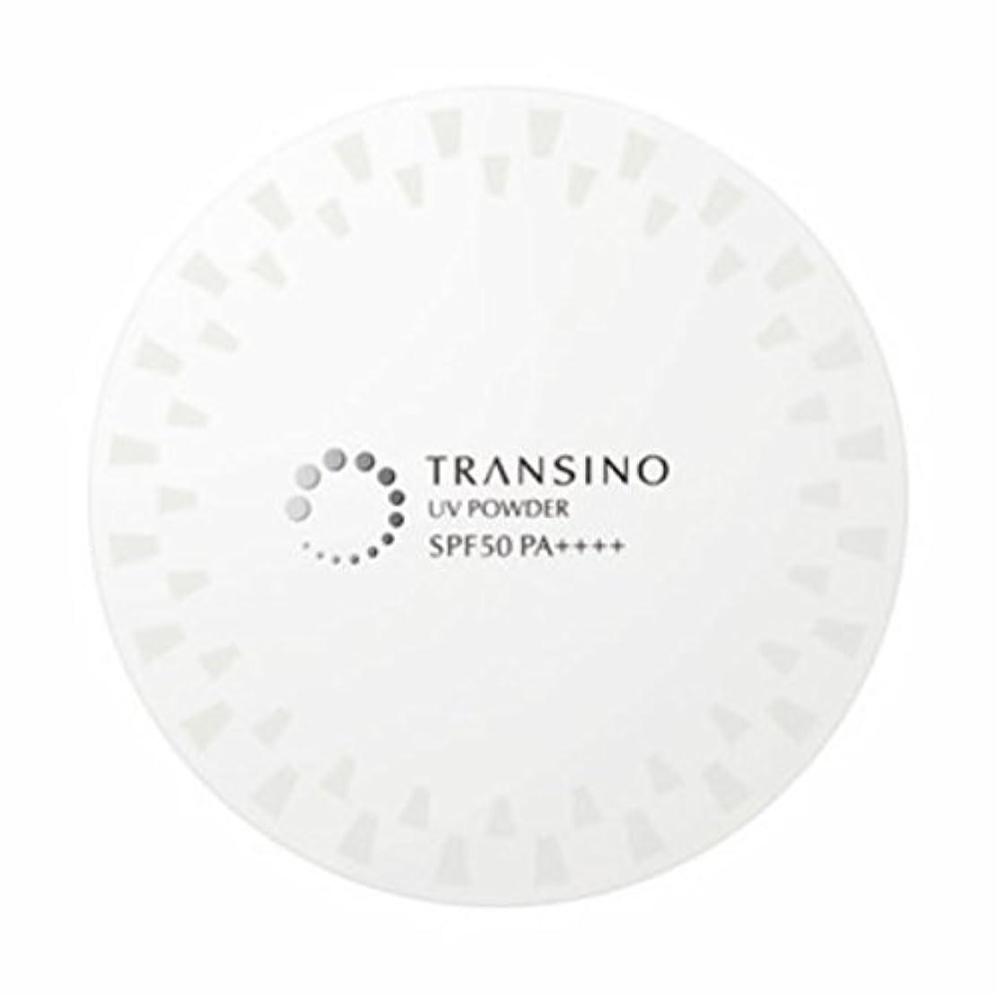 招待キャラクター墓トランシーノ 薬用UVパウダー 12g SPF50?PA++++ [並行輸入品]