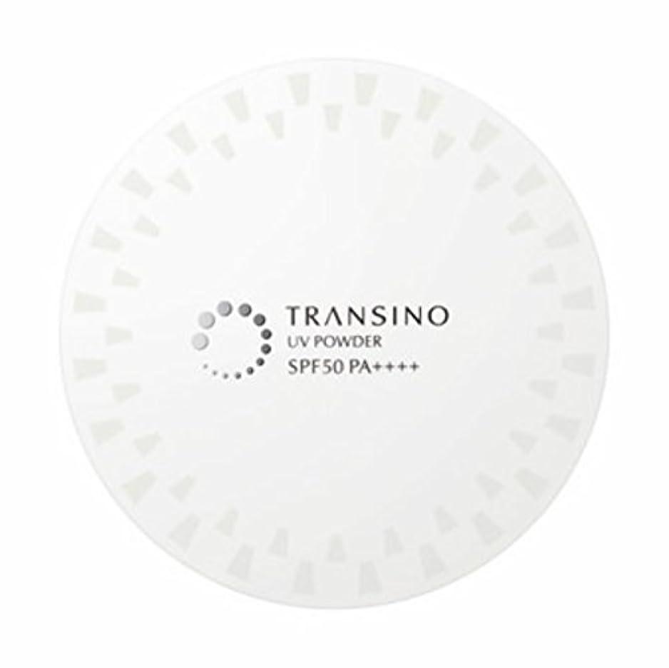 爆発物滝水分トランシーノ 薬用UVパウダー 12g SPF50?PA++++ [並行輸入品]