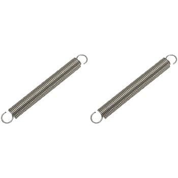 ベスト SP-414 スプリング 引 ステンレス 線径0.9mm 外径8mm 全長70mm 2個入り N-014