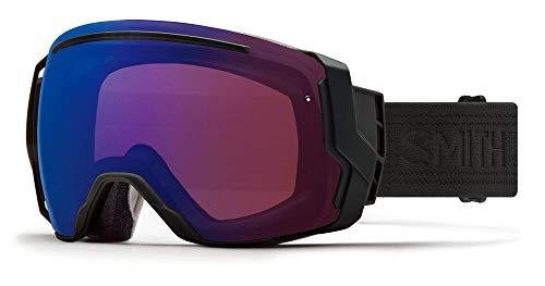 SMITH OPTICS(スミス)アイ・オー セブン スキーゴーグル スノーゴーグル 調光レンズ 大人用 レンズ2枚標準装備 I/O7 BLACKOUT×CP_PHOTOCHR F