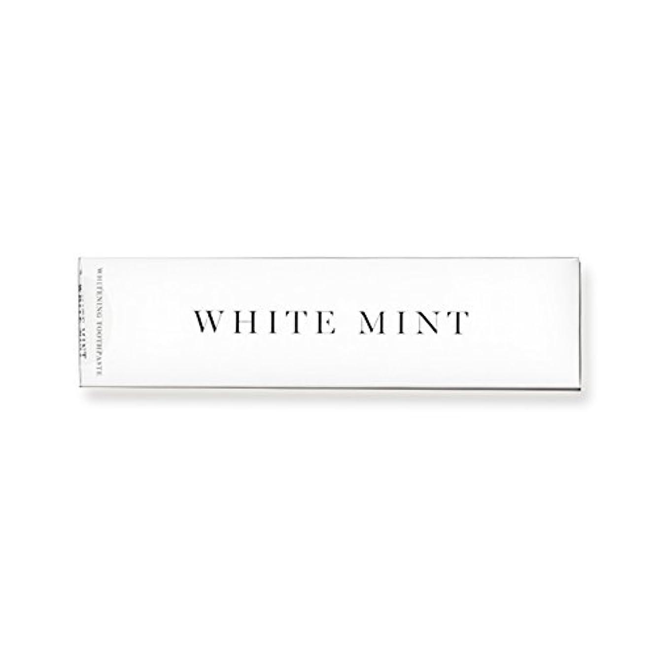 衝突するエリート同行するホワイトミント 130g (旧シルクホワイト)