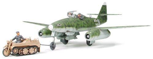 1/48 傑作機シリーズ メッサーシュミット Me262 ケッテンクラート牽引セット