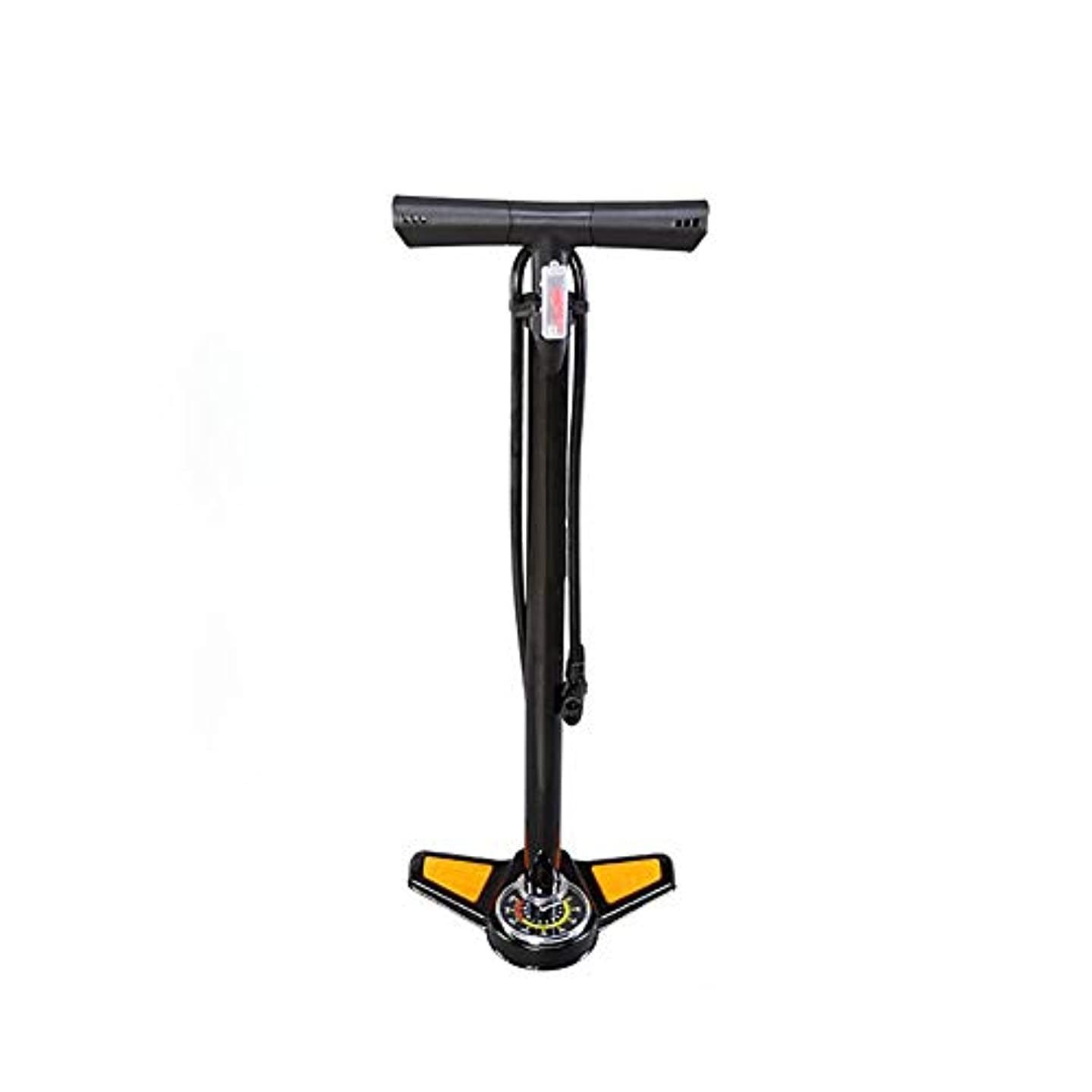 オピエート電信トレース自転車ポンプ 性能、圧力計付き、電気自動車、オートバイ、マウンテンバイク、バスケットボール用フロアスタンドアルミ合金ハンドポンプ