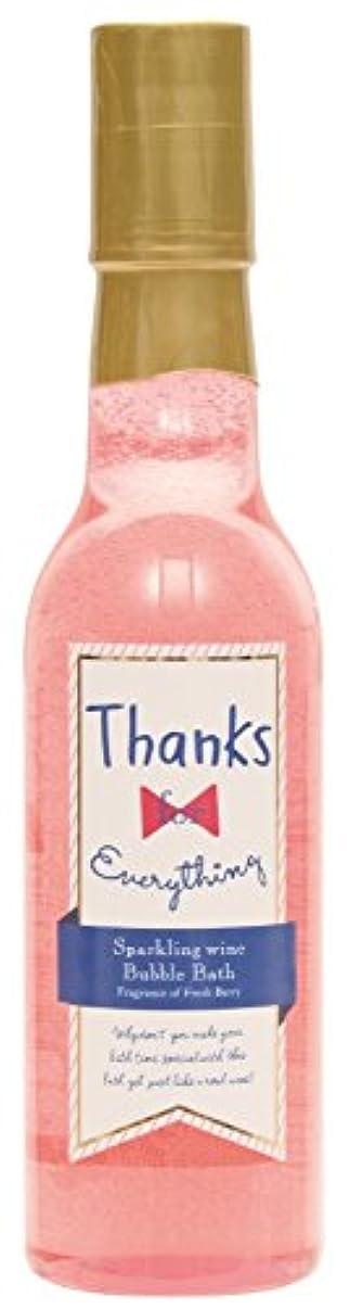認証店主気球ノルコーポレーション 入浴剤 バブルバス スパークリングワイン 240ml ベリーの香り OB-WIB-6-1