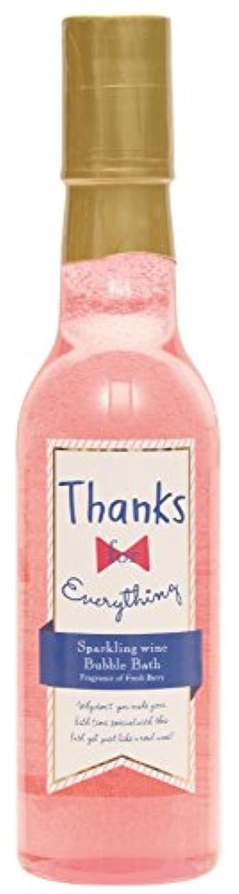 閉塞タール石油ノルコーポレーション 入浴剤 バブルバス スパークリングワイン 240ml ベリーの香り OB-WIB-6-1