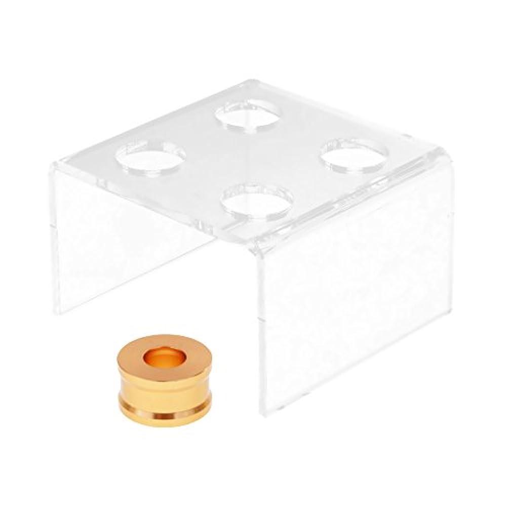 CUTICATE 12.1mmチューブ スタンドと口紅の型リング リップクリーム DIY 金型 メイクアップツール