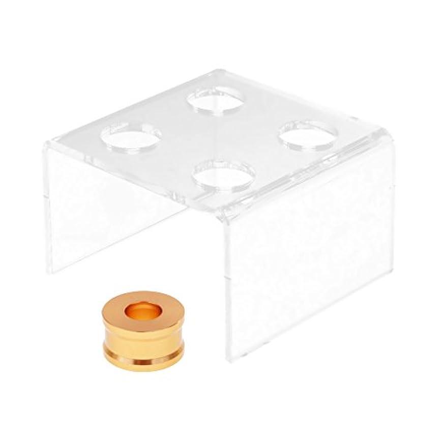 セグメント件名フレームワーク12.1mmチューブ スタンドと口紅の型リング リップクリーム DIY 金型 メイクアップツール