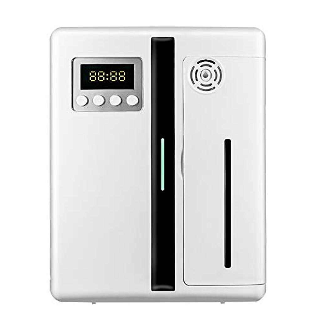 Rakuby エッセンシャルオイル アロマ ディフューザー 加湿器 アロマ フレグランスマシン 3.3W12V160ml タイマー機能 香りユニットアロマ セラピーディフューザー ホームオフィスホテル