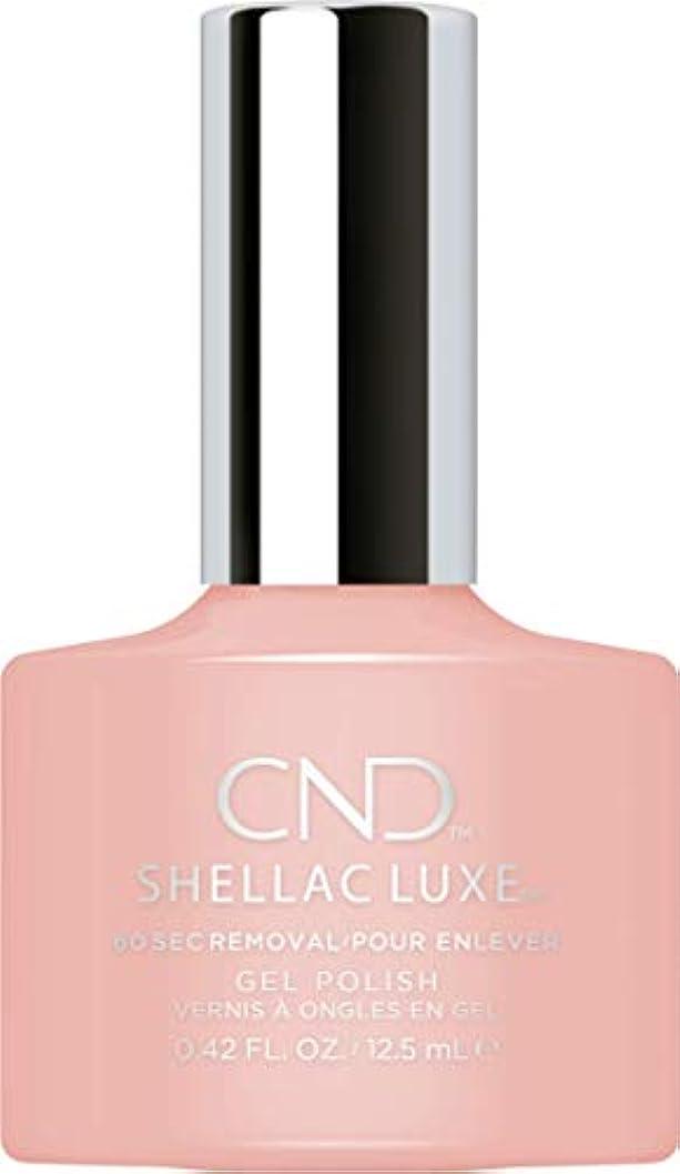 キャリアどちらか橋脚CND Shellac Luxe - Uncovered - 12.5 ml / 0.42 oz