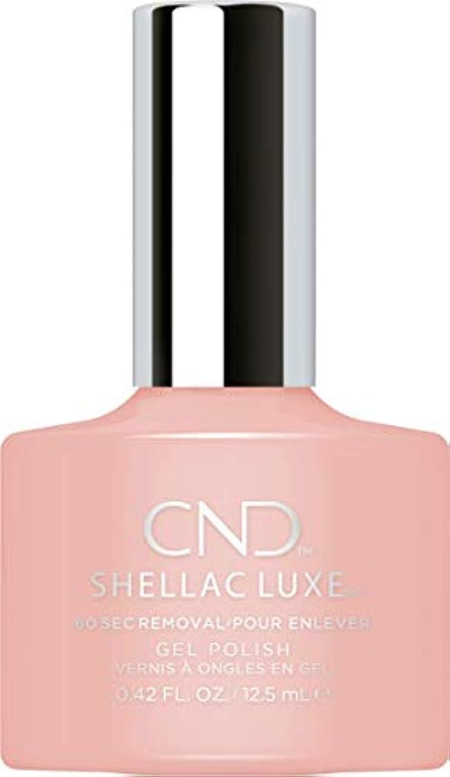 北へ膨らみ見分けるCND Shellac Luxe - Uncovered - 12.5 ml / 0.42 oz