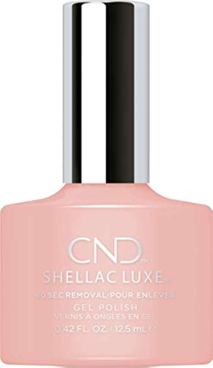 破滅前提条件餌CND Shellac Luxe - Uncovered - 12.5 ml / 0.42 oz