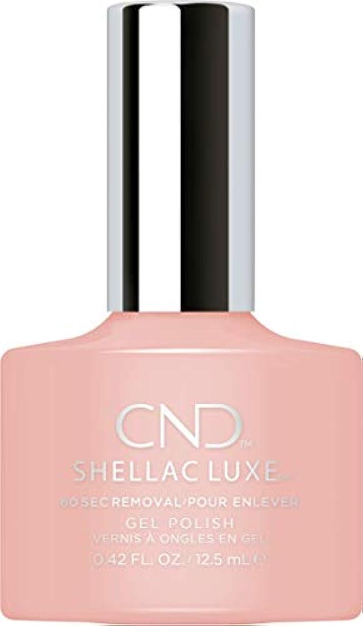 生き残り口本部CND Shellac Luxe - Uncovered - 12.5 ml / 0.42 oz