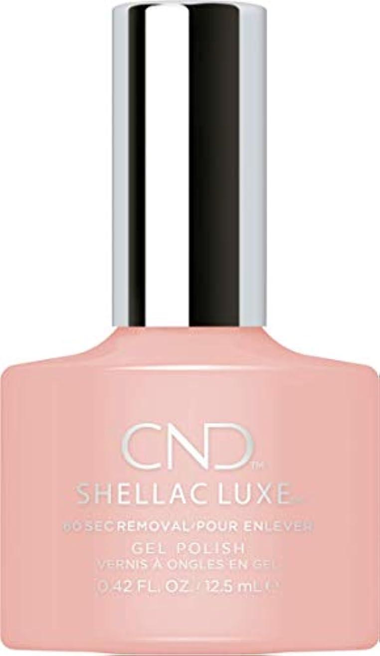 予防接種貢献する半球CND Shellac Luxe - Uncovered - 12.5 ml / 0.42 oz