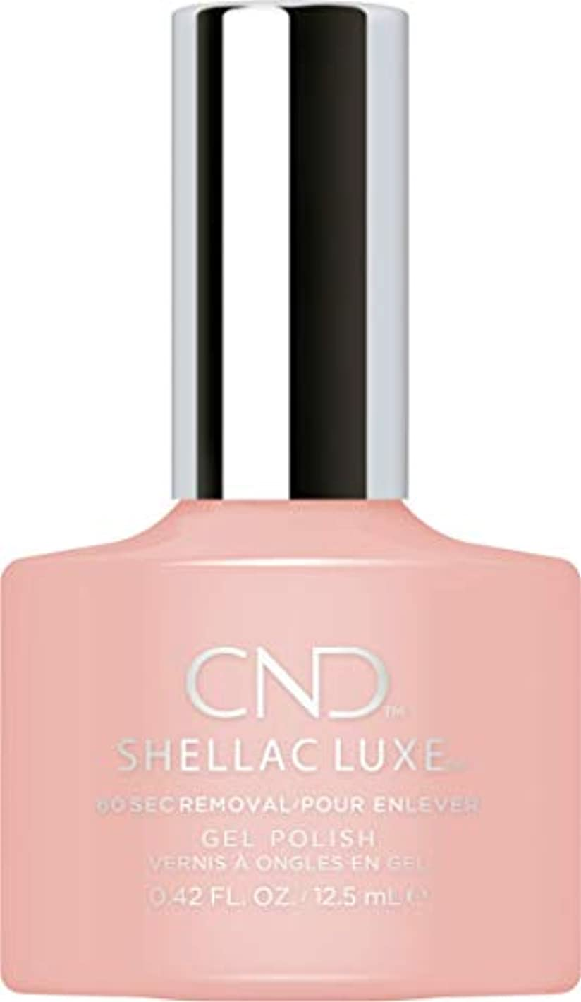 卵一時的動的CND Shellac Luxe - Uncovered - 12.5 ml / 0.42 oz