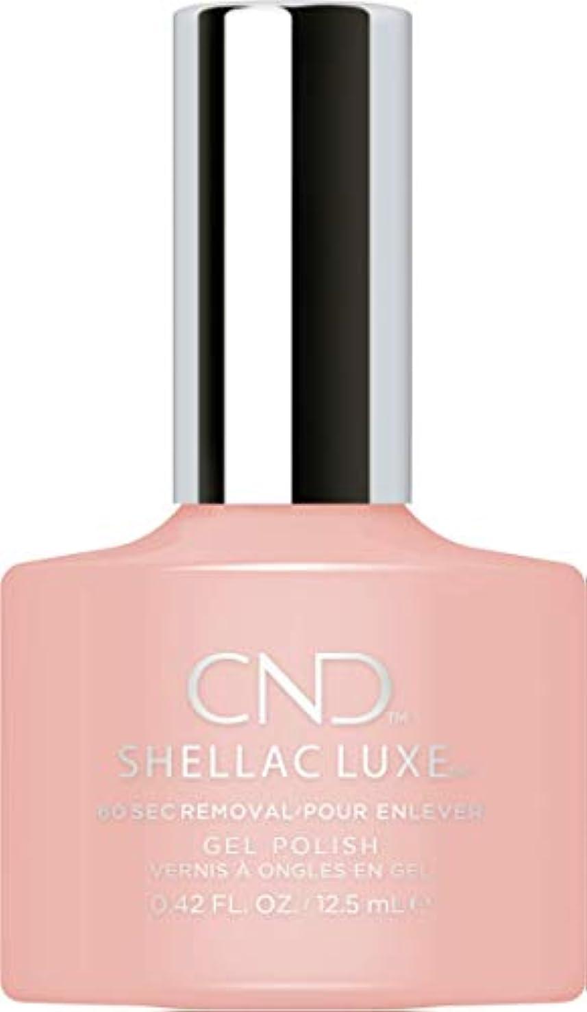 肯定的銀行論争の的CND Shellac Luxe - Uncovered - 12.5 ml / 0.42 oz