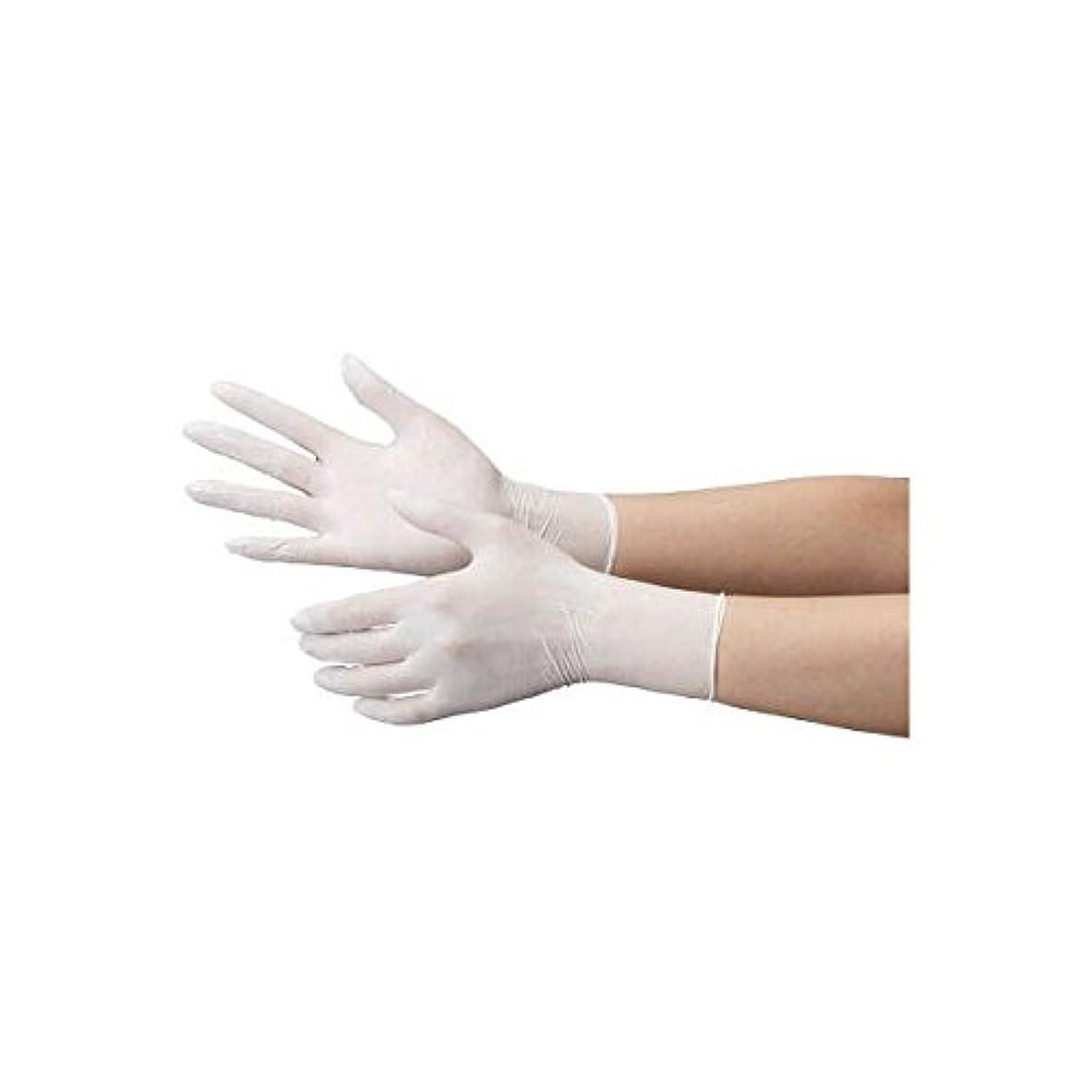 やろう中国研究ミドリ安全/ミドリ安全 ニトリル使い捨て手袋 極薄 粉なし 100枚入 白 S(3889092) VERTE-711-S [その他]