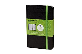 Moleskine Evernote Smart Notebook, Pocket, Squared, Black, Hard Cover (3.5 x 5.5) (Evernote Smart Notebooks) (8866137626) | Amazon price tracker / tracking, Amazon price history charts, Amazon price watches, Amazon price drop alerts