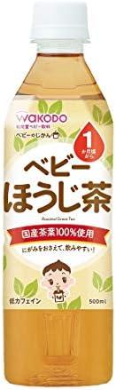 ベビーのじかん ほうじ茶 500ml×24本
