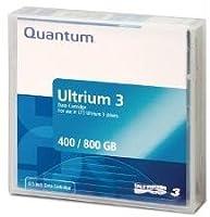 Quantum LTO Ultrium x 1–400GB–ストレージメディア( mr-l3mqn-01) -