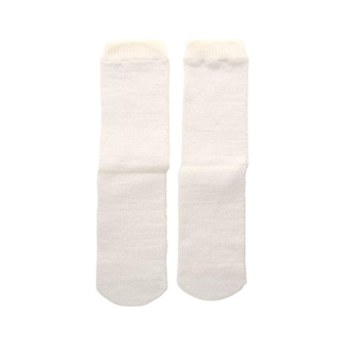 入り口調整するチューインガム(コベス) KOBES 紳士 シルク混 おやすみ靴下 日本製