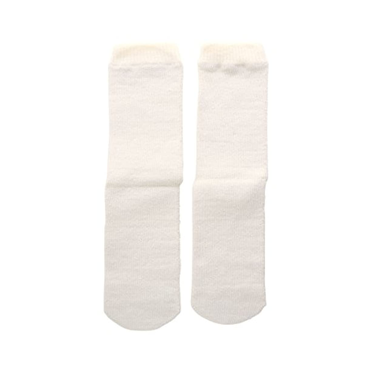ストロー線形縁石(コベス) KOBES 紳士 シルク混 おやすみ靴下 日本製