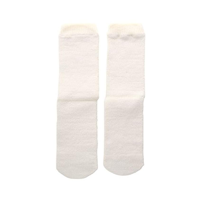 囚人やろう語(コベス) KOBES 紳士 シルク混 おやすみ靴下 日本製