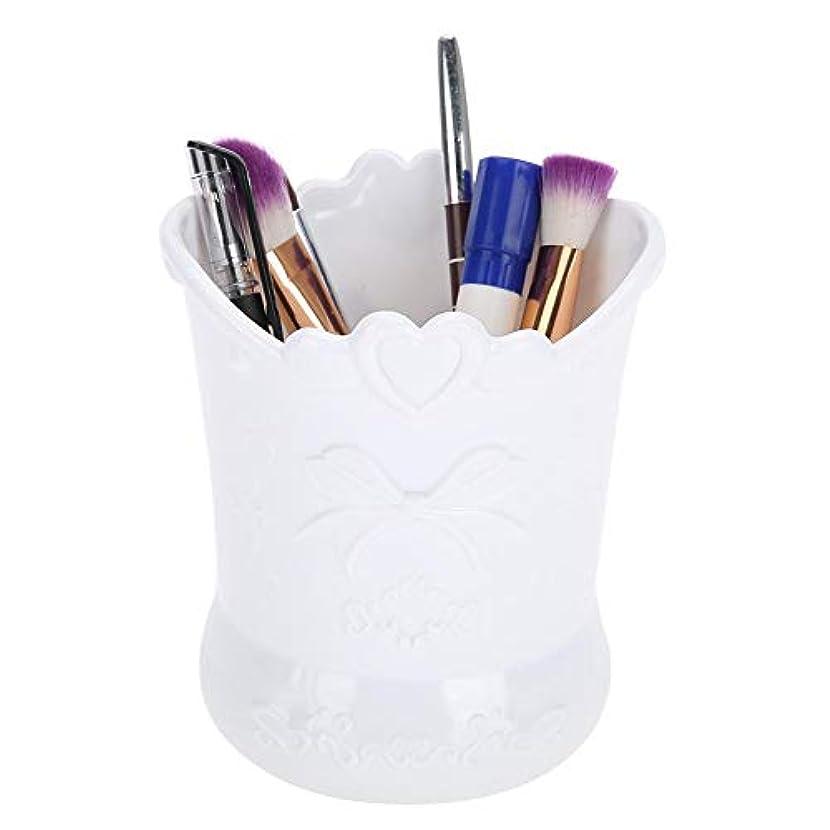 まだ盗難最終芸術的な釘のための箱、ネイルペイント/ブラシ/マニキュアツールのためのペンのためのペンホルダー、店のマニキュアツール、化粧品、文房具