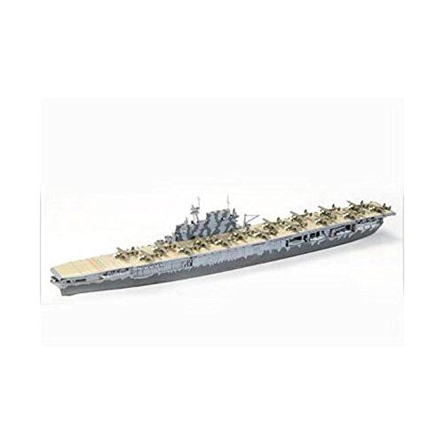 タミヤ 1/700 ウォーターラインシリーズ No.705 アメリカ海軍 航空母艦 ホーネット プラモデル 77510