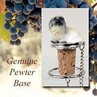 Pekingese Wine Bottle Stopper - DTB36 by Conversation Concepts [並行輸入品]