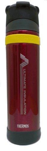 THERMOS 山専用ボトル ステンレスボトル 0.9L バーガンディー(BGD) FFX-900