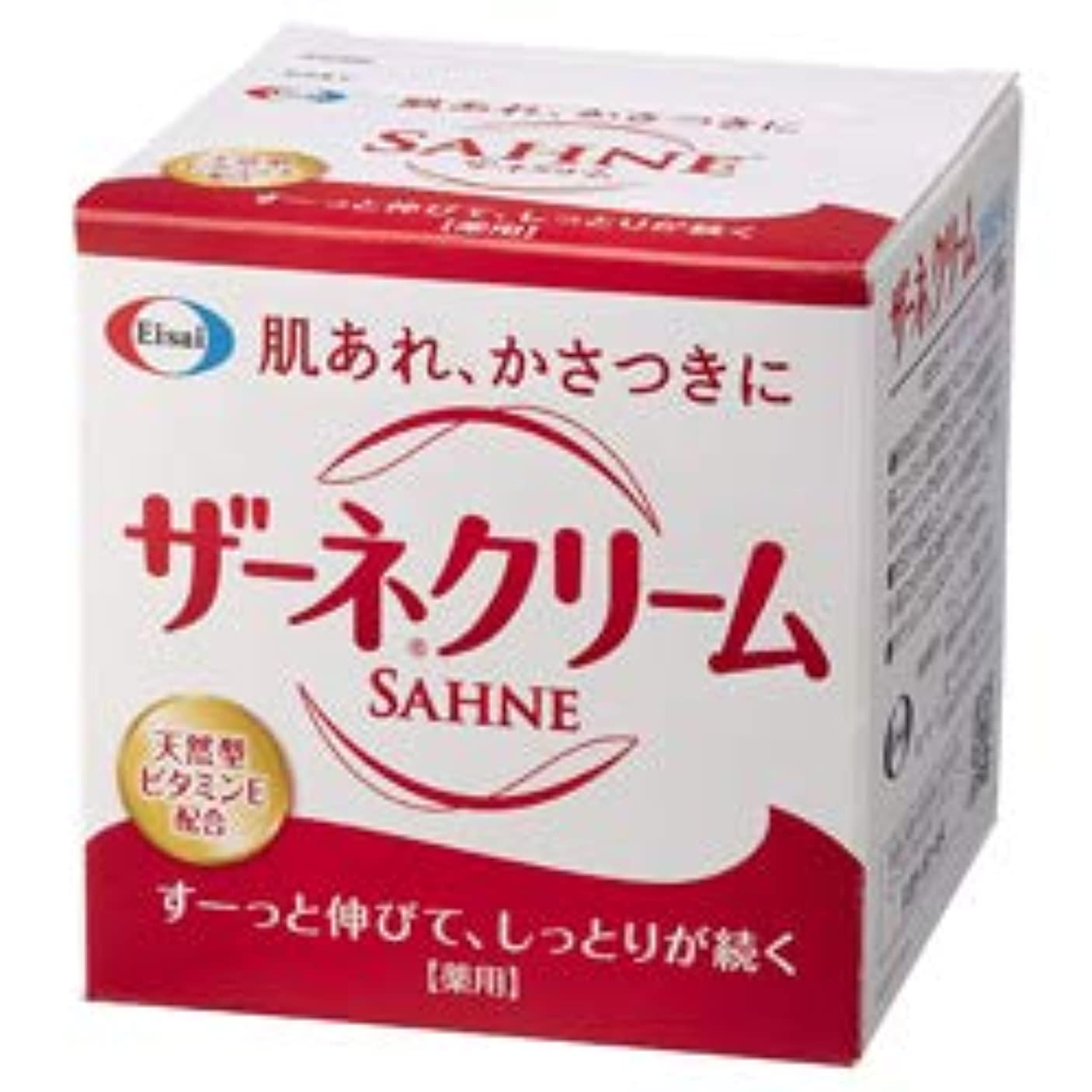 モチーフネットデコレーション【エーザイ】ザーネクリーム 100g(医薬部外品) ×4個セット