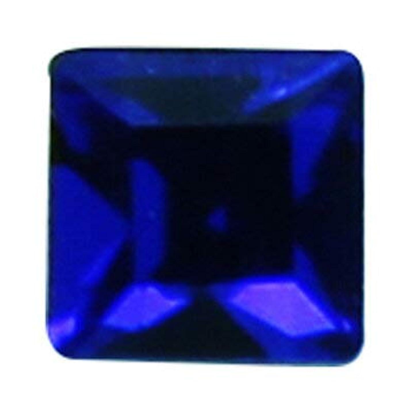 ライター安価な意図するSWAROVSKI マジェスティック?ブルー 3mm #4428 スクエア 24P