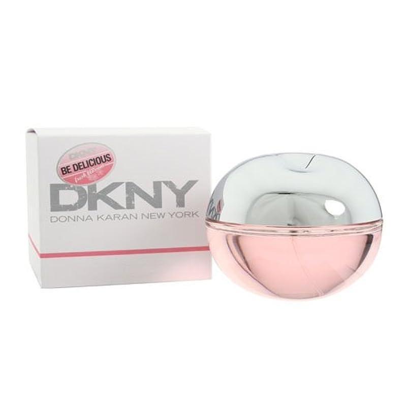 一見魅力的であることへのアピール拍車ダナキャラン DONNA KARAN DKNY ビー デリシャス フレッシュ ブロッサム 100ml EDP SP オードパルファムスプレー