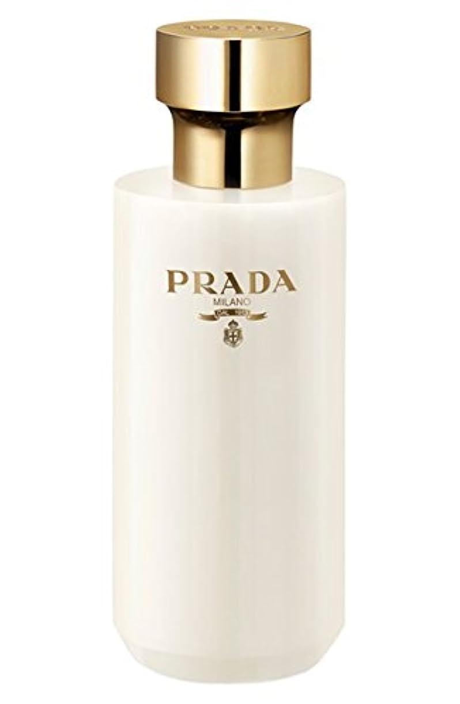 修理可能バンジージャンプ考古学La Femme Prada (ラ フェム プラダ) 6.7 oz (200ml) Shower Cream for Women