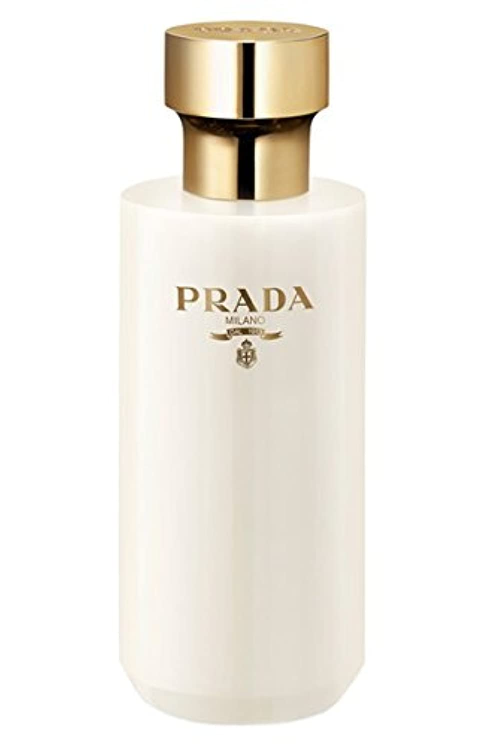 ナンセンスオーバーラン好戦的なLa Femme Prada (ラ フェム プラダ) 6.7 oz (200ml) Shower Cream for Women