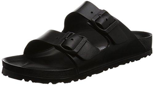 [ビルケンシュトック] サンダル アリゾナ (幅狭) EVA 129423 ブラック EU 36(23cm)