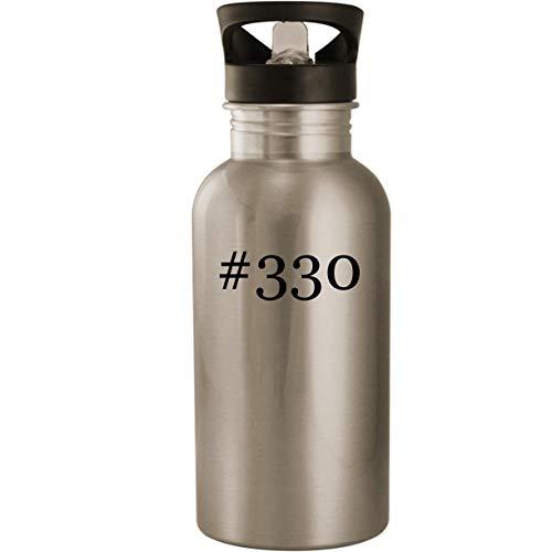 #330 - ステンレススチール 20オンス 道路対応ウォー...