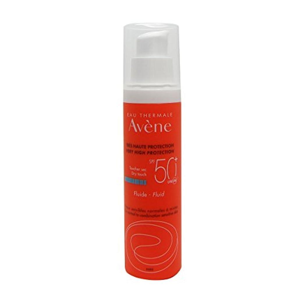 プレゼントビタミンよく話されるAvene Sunscreen Emulsion 50+ 50ml [並行輸入品]