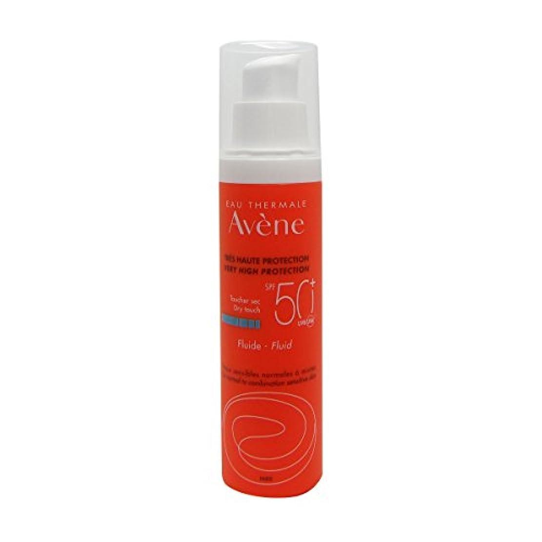 揺れるミシン目名門Avene Sunscreen Emulsion 50+ 50ml [並行輸入品]