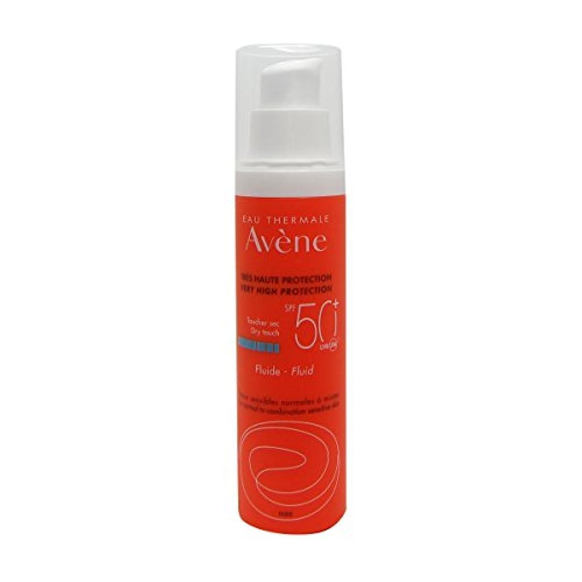 拡声器雇った擬人化Avene Sunscreen Emulsion 50+ 50ml [並行輸入品]