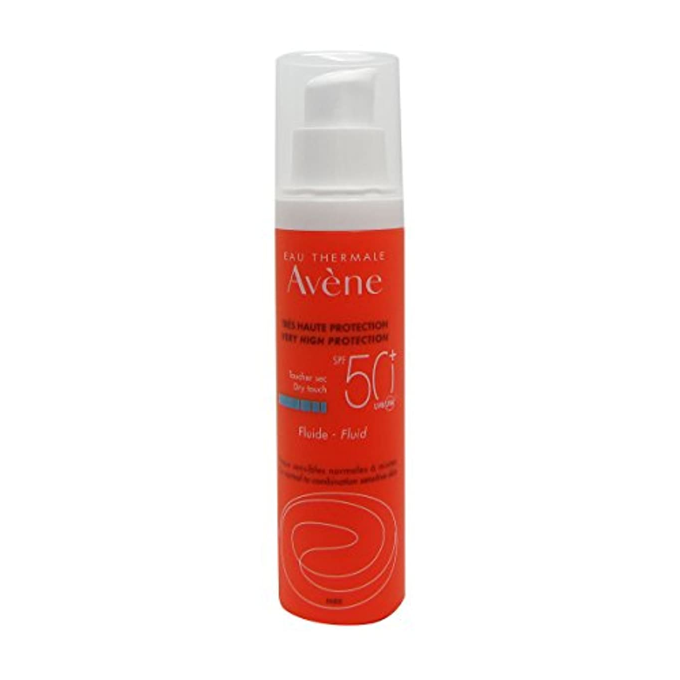勇気こどもの日しないでくださいAvene Sunscreen Emulsion 50+ 50ml [並行輸入品]