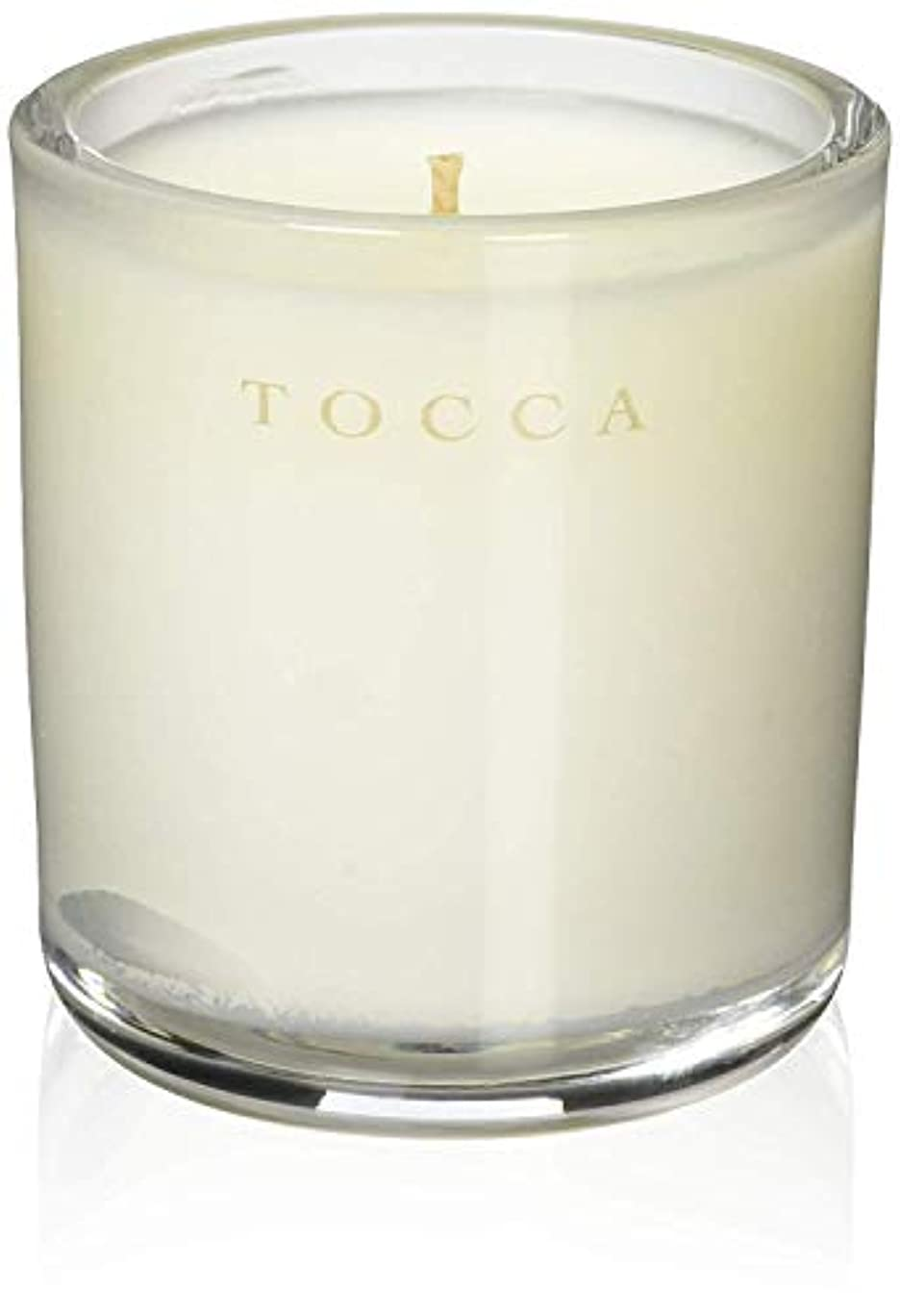 安らぎ才能のある十二TOCCA(トッカ) ボヤージュ キャンデリーナ モントーク 85g (ろうそく 芳香 キューカンバーの爽やかな香り)