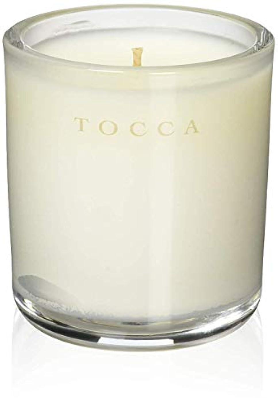 上へ例くしゃみTOCCA(トッカ) ボヤージュ キャンデリーナ モントーク 85g (ろうそく 芳香 キューカンバーの爽やかな香り)