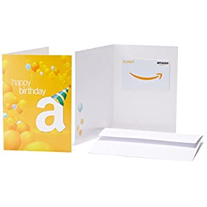 Amazonギフト券(グリーティングカードタイプ) - 10,000円 (誕生日)