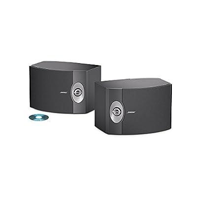 Bose 301 Series V Stereo Speakers (Pair) - Black